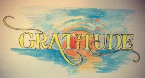 Graditude sketch