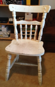 white chair 1
