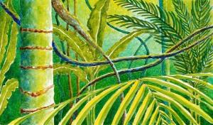Jungle background 2