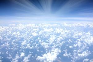 clouds unsplash